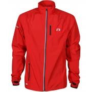 NEWLINE BASE RACE Pánská běžecká bunda 14215-04 Červená S