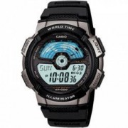 Ceas barbatesc Casio Core Digital Resin Quartz AE1100W-1AV