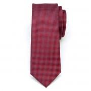 bărbaţi închide cravată (model 1316) 8471 în roșu culoare
