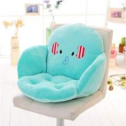 Hoptar Baby Cartoon Seats Sofa Animal Chair Children High Chairs Puff Seat Bedding Infant Nest BeanBag Inflatable for Kid
