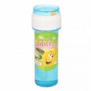 Merkloos 1x Bellenblaas met citroengeur 60 ml speelgoed voor kinderen - Action products