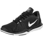 Nike Women'S Flex Supreme Tr 5 Black Sports Running Shoes