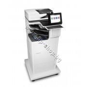 Принтер HP Color LaserJet Enterprise M682z mfp, p/n J8A17A - HP цветен лазерен принтер, копир, скенер и факс