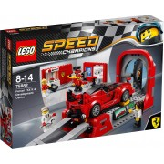 LEGO® Ferrari FXX K & Development Center (75882), »LEGO® Speed Champions«