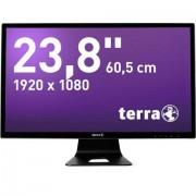 "Wortmann AG 3031216 LED display 60,5 cm (23.8"") Full HD LCD Opaco Nero"