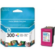 Toneri za InkJet i Plotere No.300 Tri-color Ink Cartridge za DeskJet D1660/D2560/F2420/F2480 CC643EE