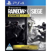 Ubisoft igra Tom Clancy's Rainbow Six: Siege - Advanced Edition (PS4)