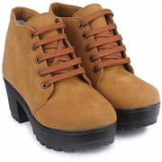 Ethics Premium High Ankle Boots for Women