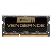 Corsair Vengeance Schwarz 8GB DDR3-1600 CL10 SO-DIMM Arbeitsspeicher