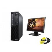 Lenovo tc 10b4s25x00 m73 sff int + lenovo 60b7har1eu tv t2220 21 5 monitor
