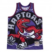 MITCHELL&NESS KOSZULKA MITCHELL&NESS BIG FACE RAPTORS JERSEY TORONTO RAPTORS PURPLE