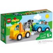 LEGO® DUPLO® Primul meu masina de remorca (10883)