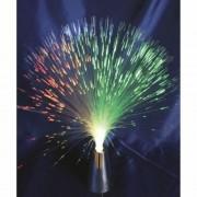 LED-es optikai szálas lámpa 28cm