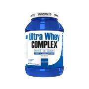 Proteina Yamamoto Nutrition Ultra Whey COMPLEX, 2000 grame, gust de alune