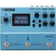 Boss MD-500 pedal modulador de efectos