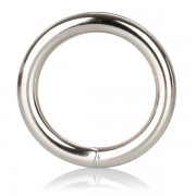 Metalni penis prsten 4.5cm Silver Ring Small