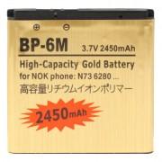 Nokia BP-6M Съвместима 2450 mAh Батерия
