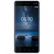 8 SS 4G Smartphone Blue