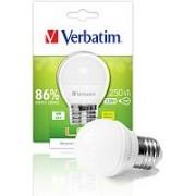 Verbatim LED žarulja Mini Globe E27 Matt, 3.5W, 2700K, WW, 250LM