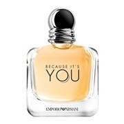 Emporio armani because it's you eau de parfum mulher 100ml - Giorgio Armani