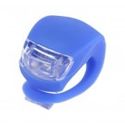 EH Azul De Silicona Rana Luz