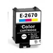 Italy's Cartridge CARTUCCIA T2670 COLORE COMPATIBILE PER EPSON WF-100W C13T26704010 T267 CAPACITA' 11,4ML - 250 PAGINE