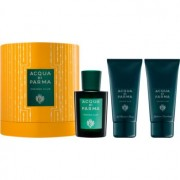 Acqua di Parma Colonia Club lote de regalo II. colonia 100 ml + gel de ducha 75 ml + bálsamo after shave 75 ml