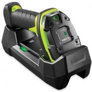 Zebra DS3678-SR Rugged Green 1D/2D rugged Wireless Scanner with standard cradle