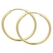 Brilio Cercei de aur inel 00278 231001