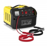 Heavy Duty Battery Charger - Jump Starter - 12/24 V - 20/30 A - Diagonal control panel