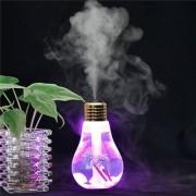 GOODLUCK Bulb Humidifier 400ML Ultrasonic Cool Mist Humidifier Bulb Air Purifier humidifier