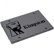 Твърд диск kingston 240gb, ssdnow uv500, sata 3, 2.5 инча, 6 gbps, сребрист. suv500/240g
