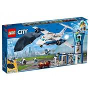 LEGO City, Baza politiei aeriene 60210