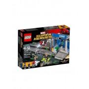 Lego Super Hereos - Spiderman - Action am Geldautomaten 76082
