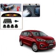 Auto Addict Car Black Reverse Parking Sensor With LED Display For Maruti Suzuki Ertiga New 2019