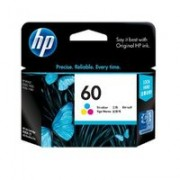 HP 60 TRI-COLOR INK CC643WA