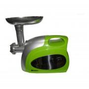 Picadora De Carne Electrica Suzika SZ- CM034 - Verde Con Plateada