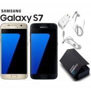 Samsung Galaxy S7 32GB Cámara 12MP Negro Liberado.