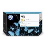 Мастило HP 90, Yellow (400 ml), p/n C5065A - Оригинален HP консуматив - касета с мастило