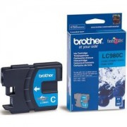 Brother ( LC980C ) Cyan Ink Catrige, DCP145C / DCP165C