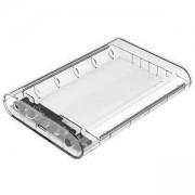 Външна прозрачна кутия за диск 3.5 ORICO 3139U3, 3139U3-CR_VZ