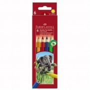 Creioane Colorate Jumbo Faber-castell 12 Culori