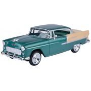 Motormax RCR Series 1:24 Die-Cast 1955 Chevy Bel Air