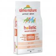 Almo Nature Holistic Medium Adult con Pollo e Riso - 12 kg