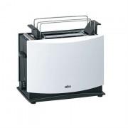Braun MultiToast Toaster HT450 - White (200V-240V)