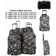 Zestaw 4 walizek podróżnych TB10099 Digital