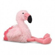 Pasare Flamingo din plus Melissa and Doug