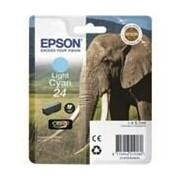 Epson T24 (T2425) Cartucho de tinta cian claro Epson 24