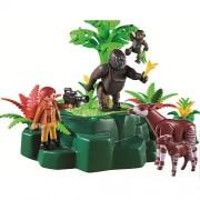 Playmobil Gorillas Okapis and with Film Maker
