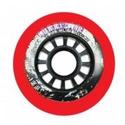 Powerslide - Hurricane Wheels Red - Skate Wielen